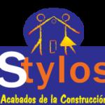 Stylos Acabados de la Construcción; Stylos; Stylosdkas; Stylos logo;