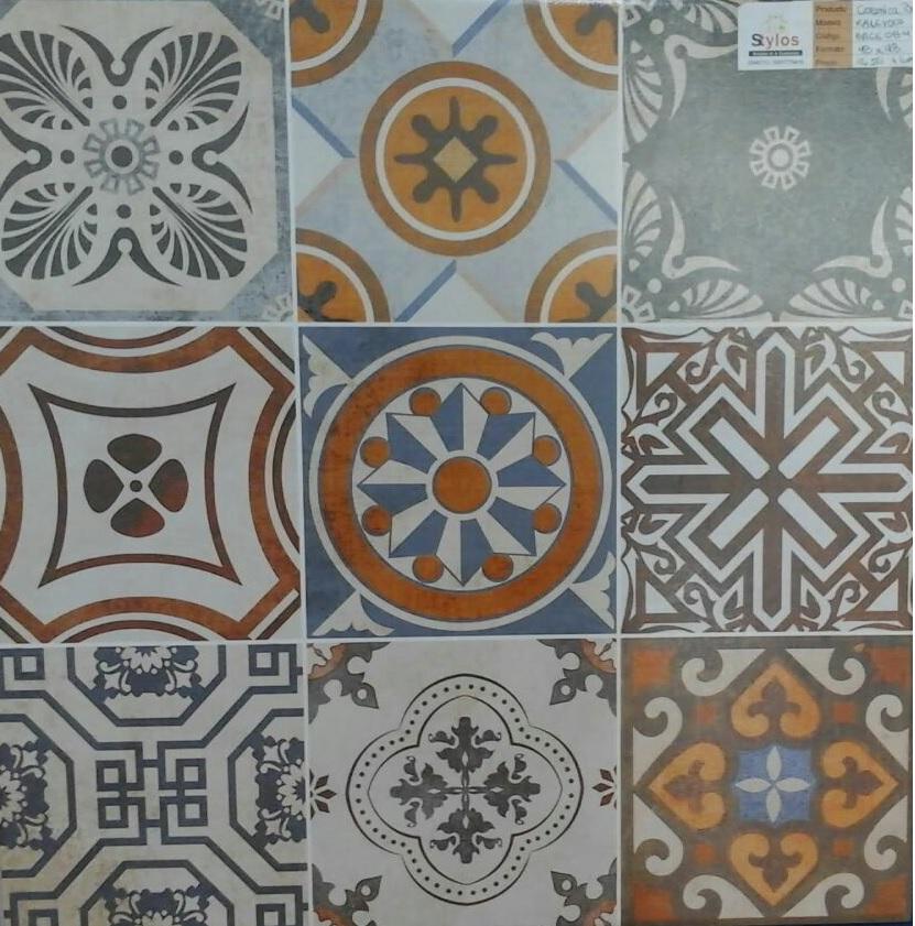 Porcelanato Decorado Stylos, Porcelanato Decorado, Porcelanato Decorado, Porcelanato con dibujos, Porcelanato Vntage, Porcelanato moderno