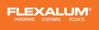 Logo Flexalum, Cortinas Flexalum Comprar cortinas Flexalum distribuidor Flexalum quito