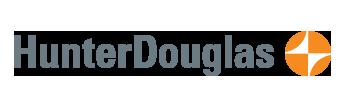 Logo Hunter Douglas, Cortinas Hunter Douglas Comprar cortinas hunter douglas distribuidor hunter douglas quito